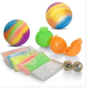 How to Make DIY Bouncy Ball - náhled
