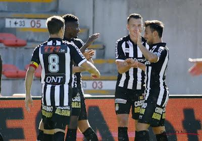Charleroi remporte facilement un petit derby hennuyer