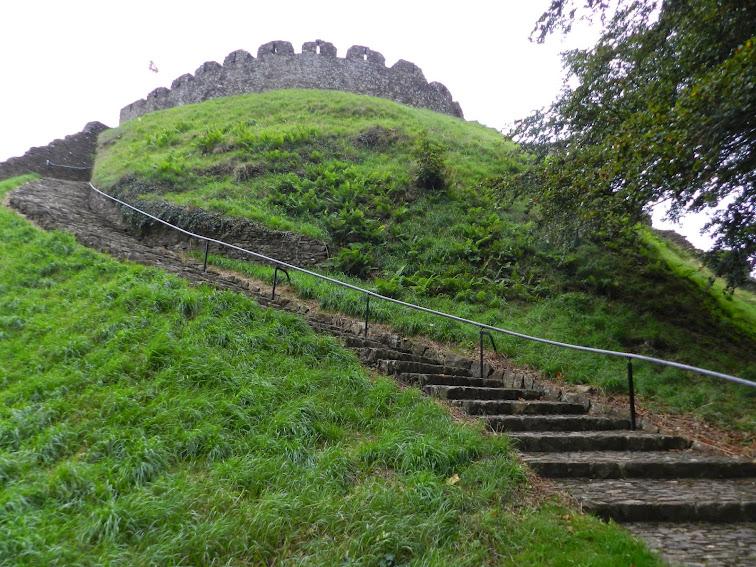Totnes Castle England