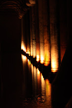 Photo: Day 114 - The Pillars in The  Basilica Cistern #5