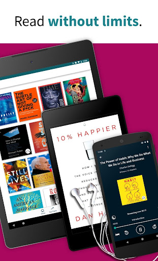 Scribd - Reading Subscription 8.9.1 screenshots 1