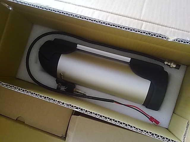 Batería de botella nueva con cargador 36V 9 Ah: 250€ IPquJgPWLO1ZmOasS3q4Qs3jpFRAvXpfH_yMFXnLxko=w640-h480-no