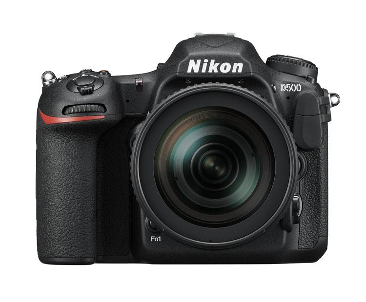 Nikon D500.