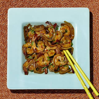 Spicy N Sweet Chili Heat Simple Shrimp.
