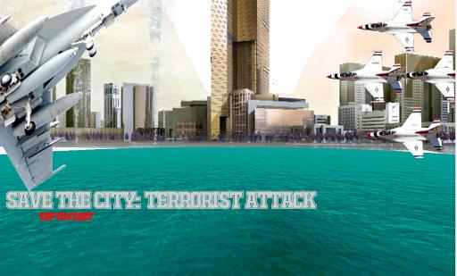 Save The City:Terrorist Attack