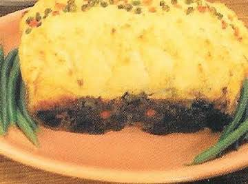 SHEPHERD'S PIE MEATLOAF
