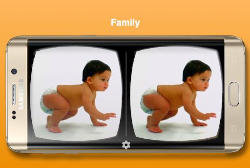 Camarada 3D Camera, VR Camera 1.5.9 screenshots 4