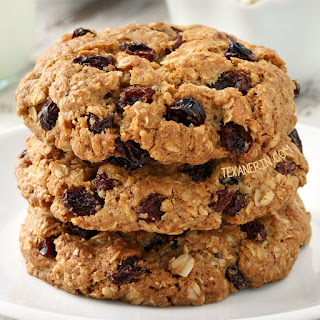 The Best Gluten-free Oatmeal Cookies (dairy-free).