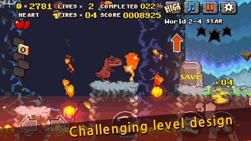 DINO LAND ADVENTURE : Finding the Lost Dino Egg filehippodl screenshot 3