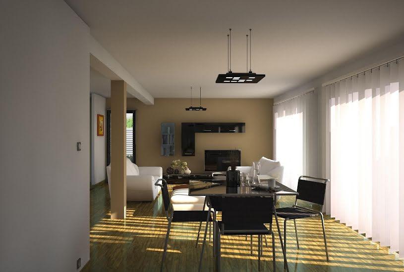 Vente Terrain + Maison - Terrain : 465m² - Maison : 164m² à Beaumont-la-Ronce (37360)