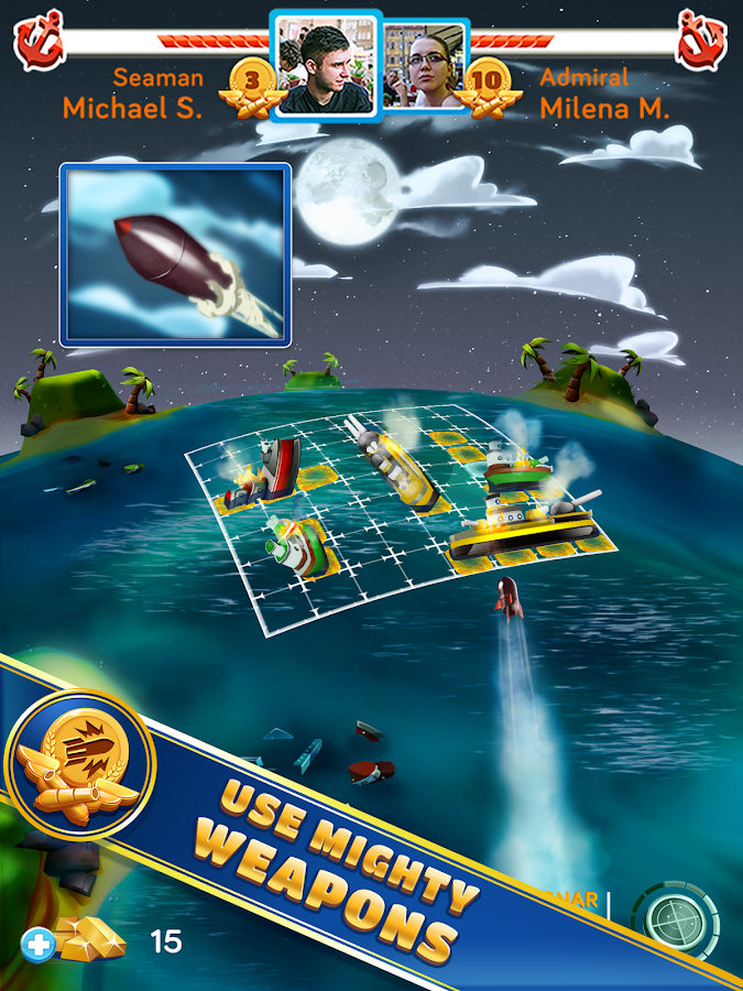BattleFriends at Sea PREMIUM- screenshot