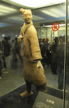 Photo: Day 188 - Perfect Example in Display Case -  Terracotta Warriors in Xi'an #5