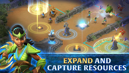 Arcane Citadel: Duel of Magesu2122 0.0.0 APK MOD screenshots 2