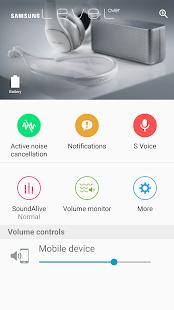 Samsung Level- screenshot thumbnail