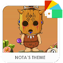 Prehistoric Boy Xperia Theme icon