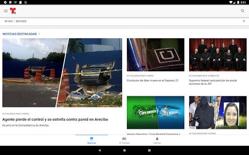Telemundo Puerto Rico screenshot 7