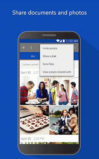 Microsoft OneDrive app (apk) free download for Android/PC/Windows screenshot