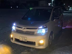 ヴォクシー ZRR75Wのカスタム事例画像 北海道のじゅんじゅんさんの2020年01月26日21:05の投稿