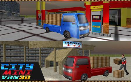 Mini Driver Truck Transport 3D 1.0.1 screenshot 62136