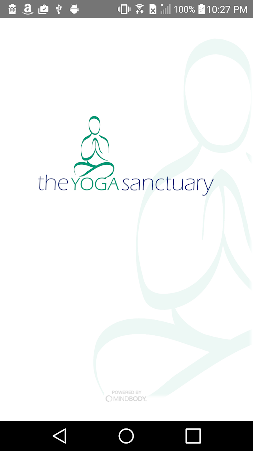 The Yoga Sanctuary- screenshot