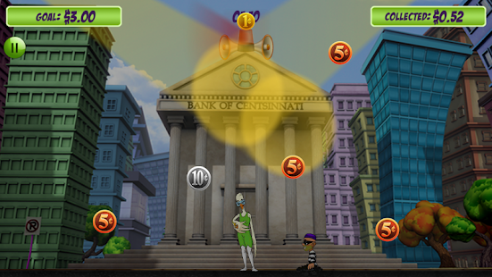 The Centsables Dash For Cash- screenshot thumbnail