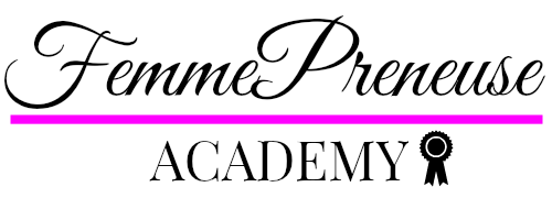 Logo Femmepreneuse Academy