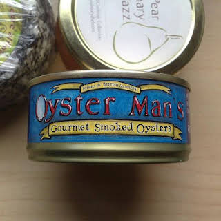 Smoked Oyster Stuffing.