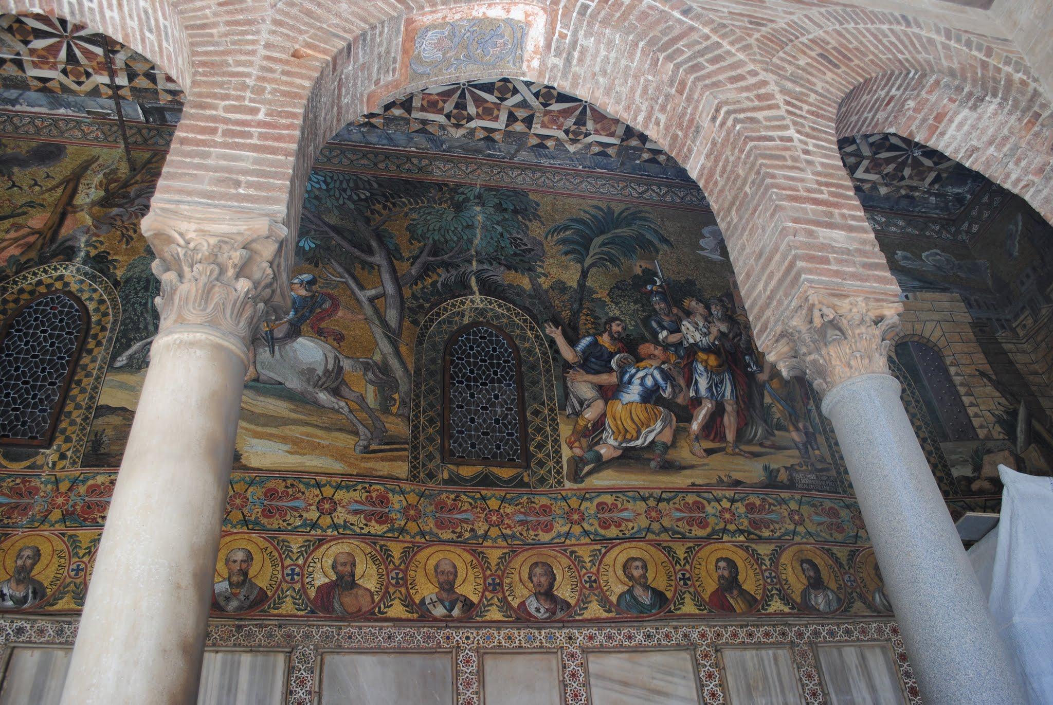 My Photos: Italy -- Sicily -- Palermo -- Churches -- Cappella Palatina