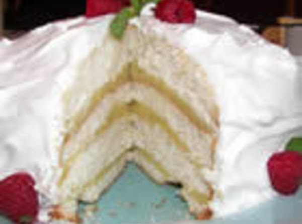 Old Fashioned Layered Cheese Cake Recipe