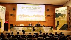 Inauguración del XIX Simposio Científico-Técnico de Expoliva.