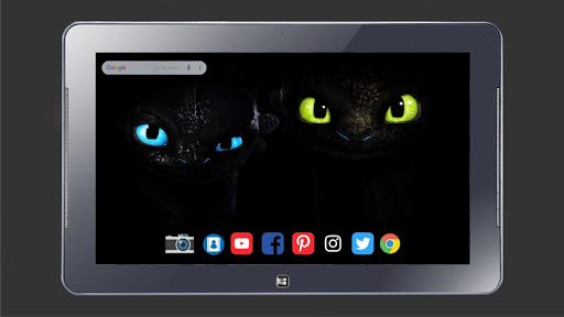 Dragon Toothless 3D Wallpapers app (apk) free download for Android/PC/Windows screenshot