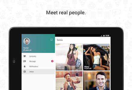 Hitwe - meet people for free screenshot 7