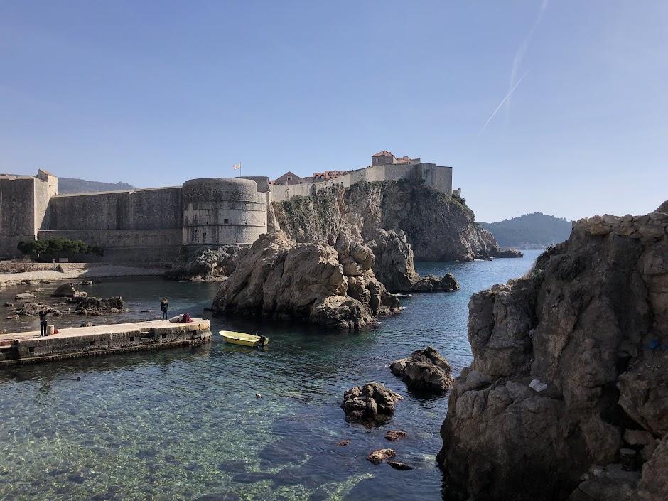 Dubrovnik waterway