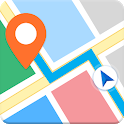 GPS Location, Maps, Navigation and Directions icon