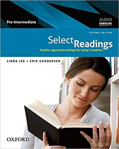 Lee linda. Select readings elementary second edition: testing.