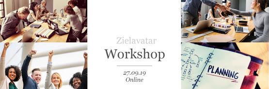 Online Zielavatar Workshop 27.09.19
