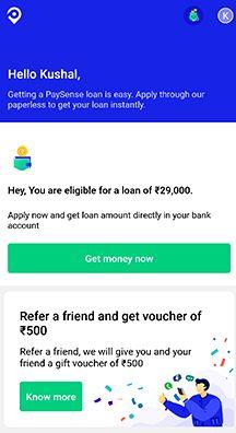 paysense loan