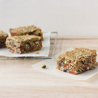 Chewy Fruit And Nut Granola Bars Recipes