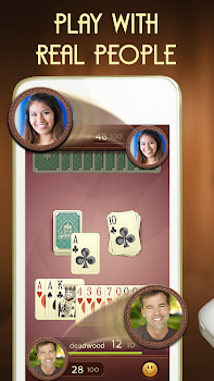 Grand Gin Rummy - Free Card Game With Real People