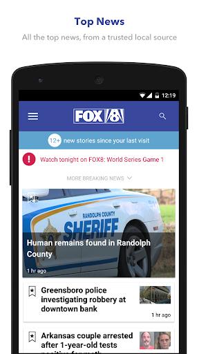 FOX8 Screenshot
