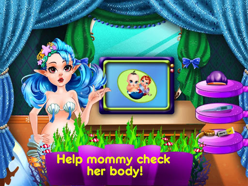 無料休闲AppのFairy Mommy's Newborn Baby|記事Game