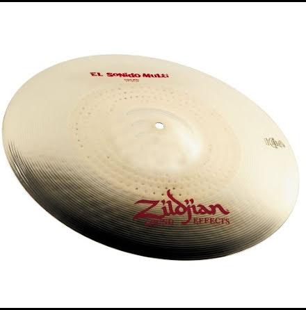 """17"""" Zildjian El Sonido Multi Crash Ride"""