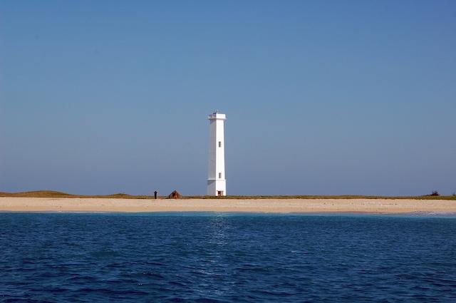 Photo: Lighthouse, Mafemede Island