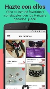 HangApp - Intercambia tu moda. - náhled