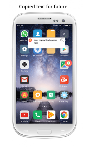 bubble pro - notifications in bubble screenshot 3