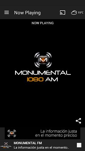 MONUMENTAL 1080 AM