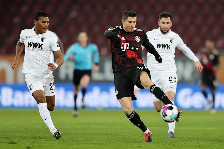 Bundesliga : Mangala et Stuttgart écrasés, le Bayern s'en sort bien à Augsbourg