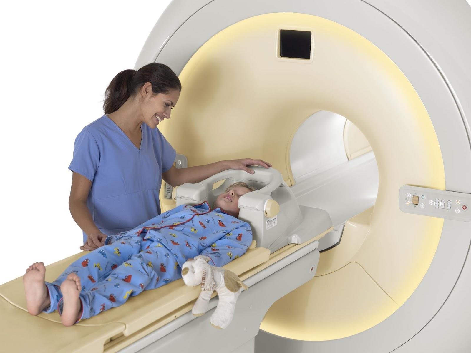 Фото Магнитно-резонансная томография