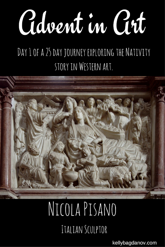 Article explaining the Nativity Panel on the Baptistry in Pisa by Nicola Pisano. Excellent explanation. #kellybagdanov #homeschool #homeschooling #arthistory #arthistoryresource #charlottemasonresource #classicalconversationresource #sonlightresource #storyoftheworldresource #aparthistory #arteducators #artteachers #NicolaPisano #Nativity #Christmasart #Nativityart #adventart #virgin mary #pisa #pisabaptistry