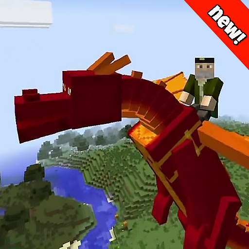 Dragons for Minecraft for PC
